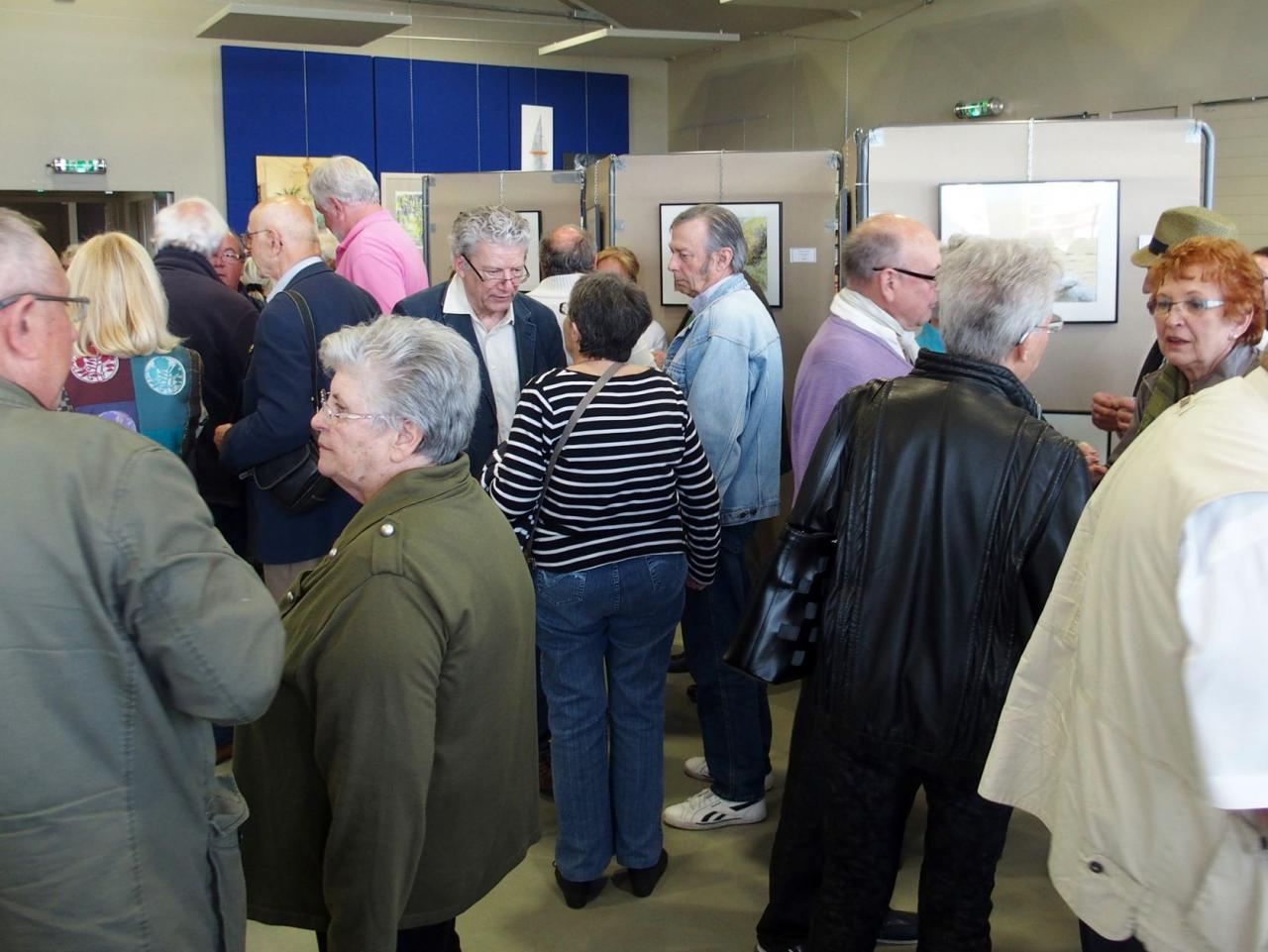 exposition au Verdon