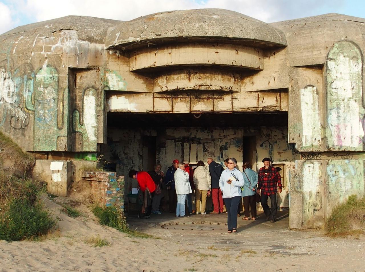 Bunker en liberté