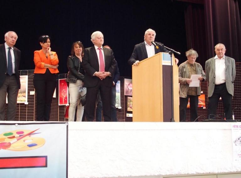 Discours de Monsieur Corsan, Conseiller Régional
