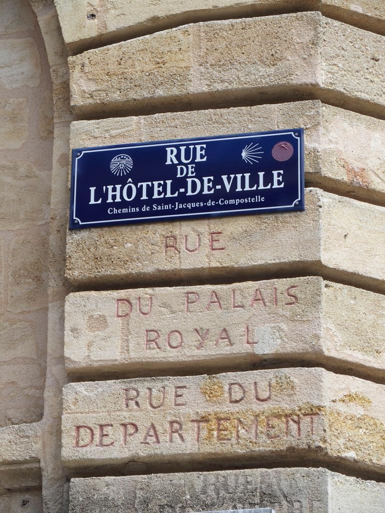 Noms de rue...