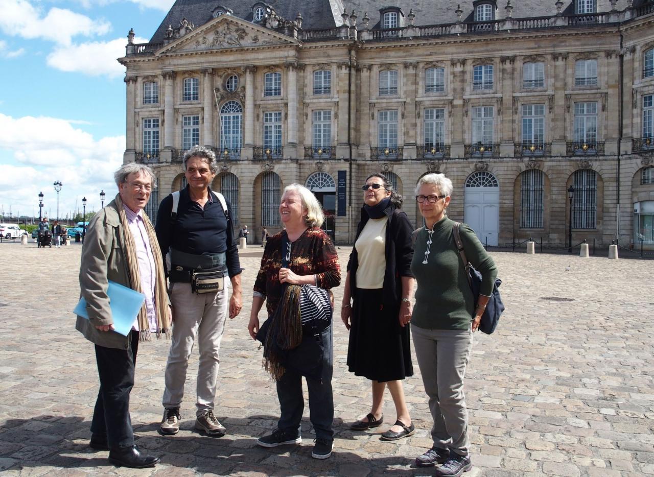 Promenade à Bordeaux